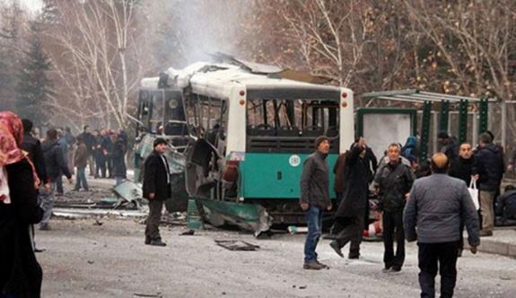 Kayseri'deki bombalı saldırıyla ilgili 20 kişi tutuklandı
