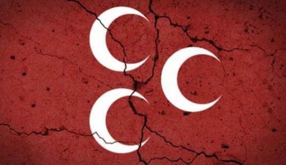 MHP'den tepki istifası