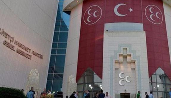 MHP'li Atila Kaya ve Ülkü Ocakları eski genel başkanları ''Hayır'' çağrısı yaptı