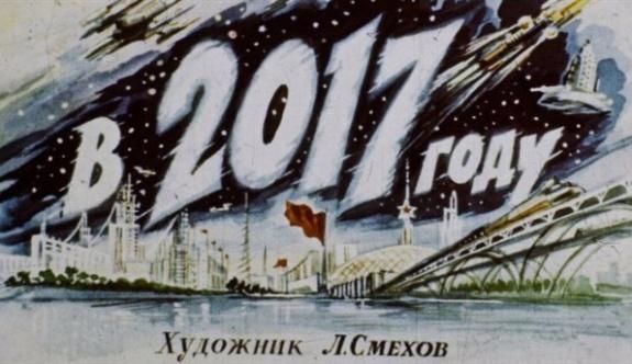 Ruslar 57 yıl önce 2017'yi tahmin eden film hazırlamış