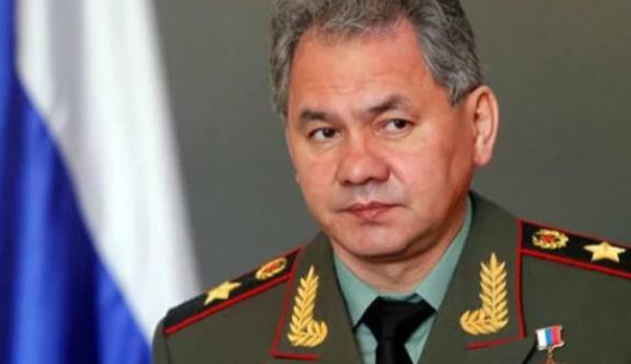 Rusya Savunma Bakanı Sergey Şoygue: ABD'ye, Yanlış ülkeyi seçtiniz!