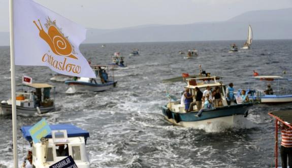 Seferihisar'da balık çiftliği krizi