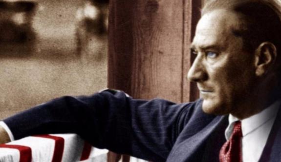 AA'nın yıllığından Atatürk çıkarıldı!