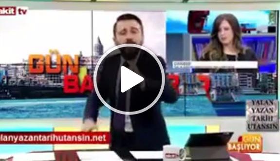 Akit TV'de Müjdat Gezen saldırısına ağza alınmayacak küfürler