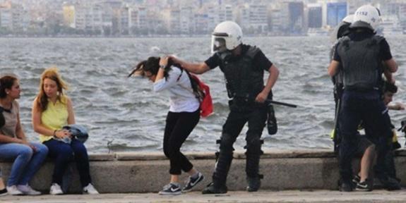 AKP İnsan Hakları ve özgürlüklerden sınıfta kaldı
