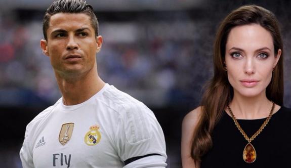 Angelina Jolie ile Cristiano Ronaldo Türk dizisinde rol alacak!