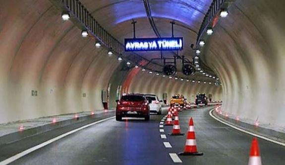 Avrasya Tüneli'nin kamuya iki aylık zararı: 34 milyon lira!