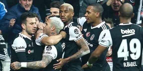 Beşiktaş'ın rakibi beli oldu