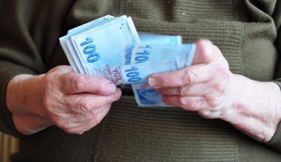 Büyükanne maaşı belli oldu!