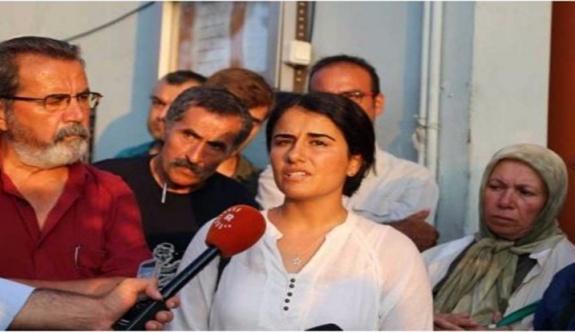 ÇHD üyesi, Avukat Barkın Timtik tahliye edildi