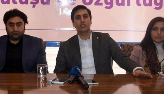 DBP'li Yüksek: HDP'nin de DBP'nin de CHP ile yan yana işi yoktur