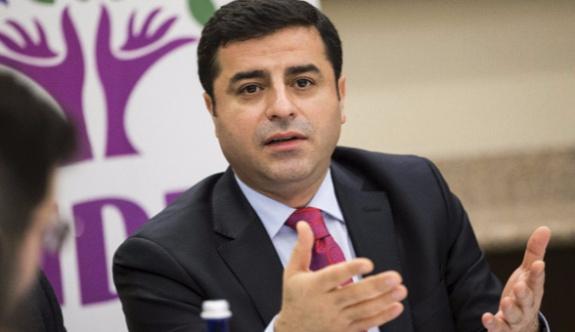 Demirtaş: Adresim Türkiye Büyük Millet Meclisi
