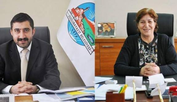 Doğubayazıt Belediyesi eşbaşkanları tutuklandı