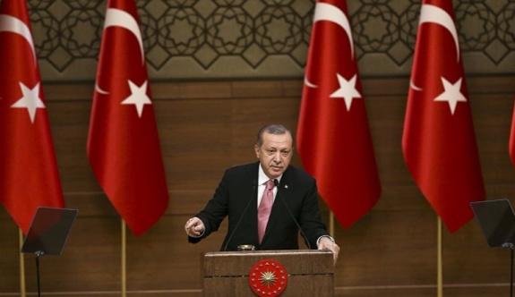 Erdoğan: Cumhuriyetten geri adım atmak isteyenler, karşısında milletimi ve şahsımı bulacak