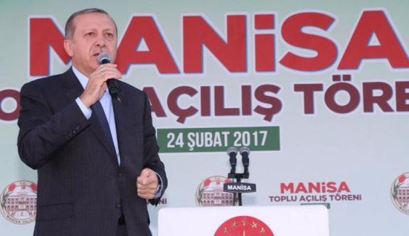 Erdoğan: İdam TBMM'den gelmezse referandum olabilir