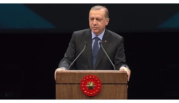 Erdoğan: Varlık Fonu müteahhitleri finanse edecek!