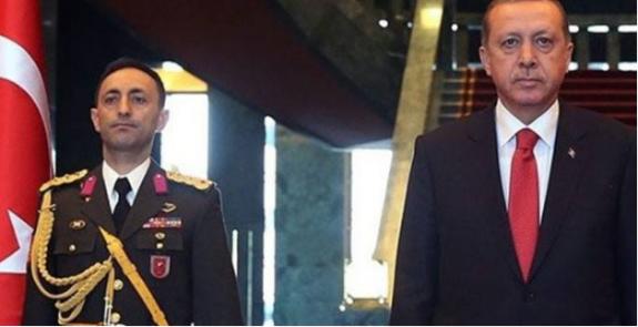 Erdoğan'a en yakın isim FETÖ'den tutuklandı
