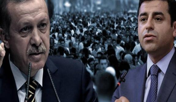 Erdoğan'dan Demirtaş'a açılan davaya müdahillik talebi