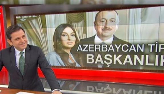 Fatih Portakal'dan Azerbaycan yanıtı