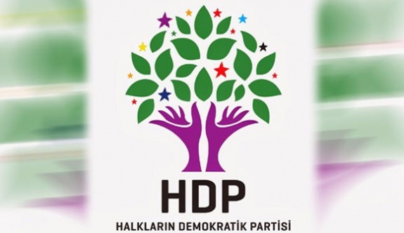 """HDP'den açıklama; """"HDP'siz Referandum Yapma Çabası Siyasi Ahlaksızlıktır"""""""