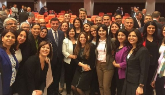 HDP'li vekillere rekor ceza istemi!