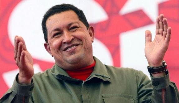 Hugo Chavez'in dizisi çekildi..