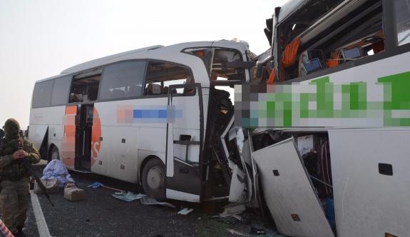 Iğdır'da feci kaza: Çok sayıda ölü ve yaralı var