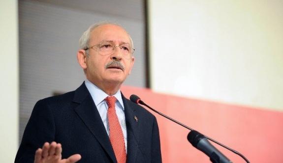 Kılıçdaroğlu: 2 Ocak'tan sonra yayınlanan KHK'lar usulsüz