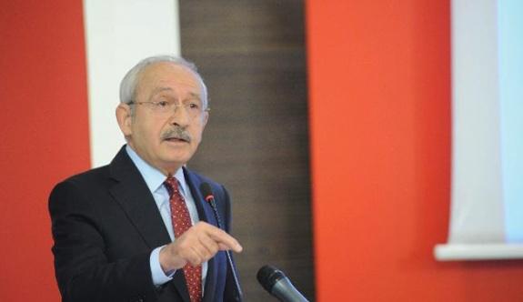 Kılıçdaroğlu: Kimse ile ortak kampanya yapmayacağız