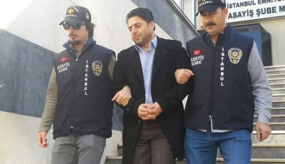 Kundakçı nihayet tutuklandı