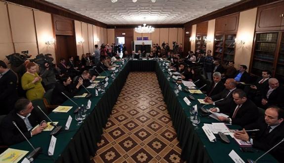 Kürt konferansında 'federalizm' çağrısı..