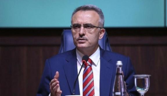 Maliye Bakanı Naci Ağbal  : Bütçe güçlü bir performans sergiledi!