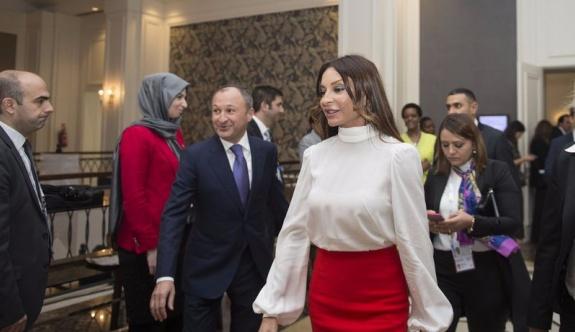 Mehriban Aliyeva: Cumhurbaşkanlığını düşünmüyorum