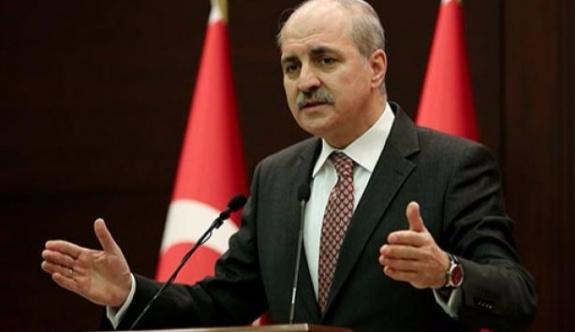Numan Kurtulmuş; 'Karargah rahatsız' haberiyle ilgili Türkiye, eski Türkiye değildir!