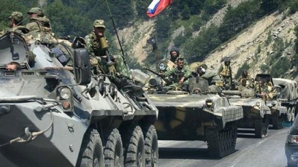 Rus ordusu alarma geçirildi