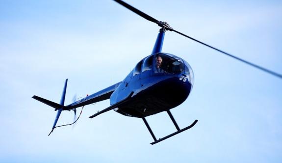 Rusya'nın Altay bölgesinde helikopter düştü