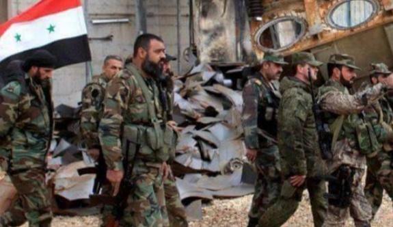 """Suriye ordusu, TSK ve ÖSO'nun """"Rakka yolunu"""" kesti!"""