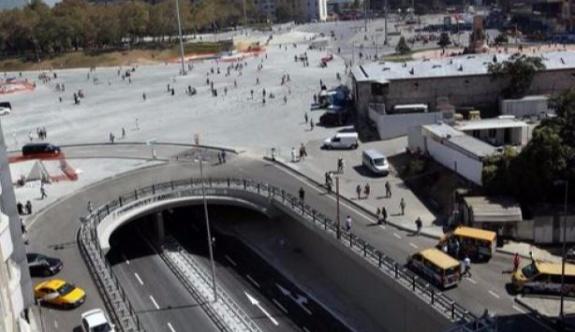 Taksim ve civarında yollar iki gün kapatılıyor