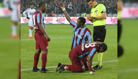 Trabzonspor'u bekleyen tehlike