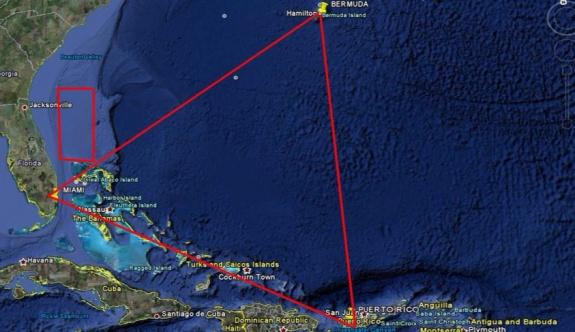 Ve sonunda o gizem çözüldü! İşte Bermuda Şeytan Üçgen'inin sırrı!