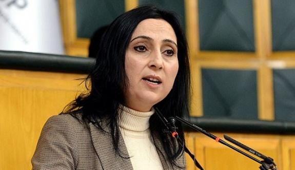 Yüksekdağ: HDP Meclis'ten tasfiye edilmek isteniyor