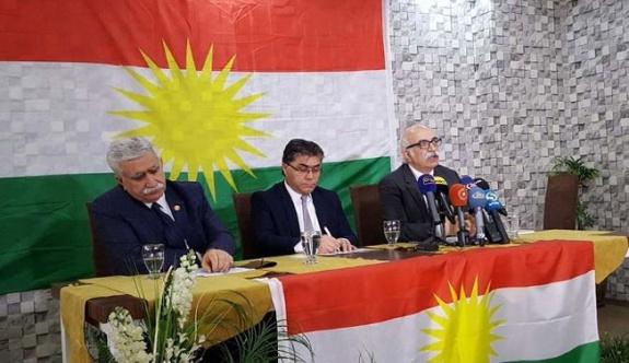 3 Kürt partisi 'boykot' dedi