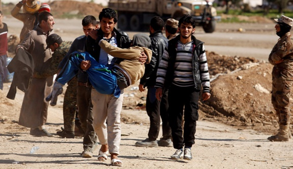 ABD: Musul'daki sivil kayıplarda muhtemelen sorumluluğumuz var