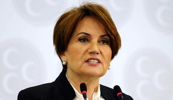 Akşener: Kerkük 'evet' karşılığı Barzani'ye verildi!