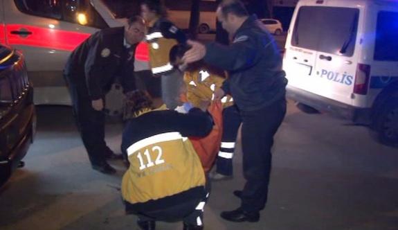 Ankara'da korkunç olay: Ağzı dudakları kesilmiş halde bulundu!