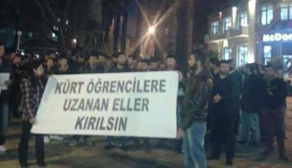 Ankara'da Kürt öğrencilere saldırı