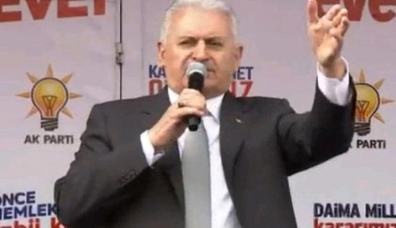 Başbakan Yıldırım: HDP'yi ''yuhalayabilirsiniz''!