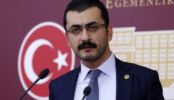 CHP'li Eren Erdem için 3 yıla kadar hapsi istemi!