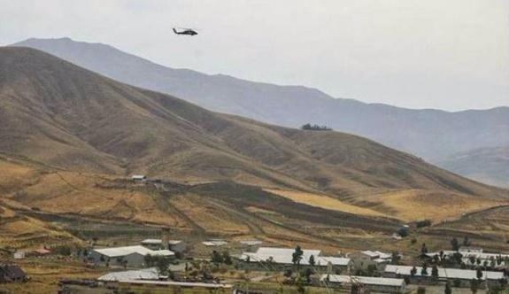 Dağlıca'dan yaralı askerler getirildi