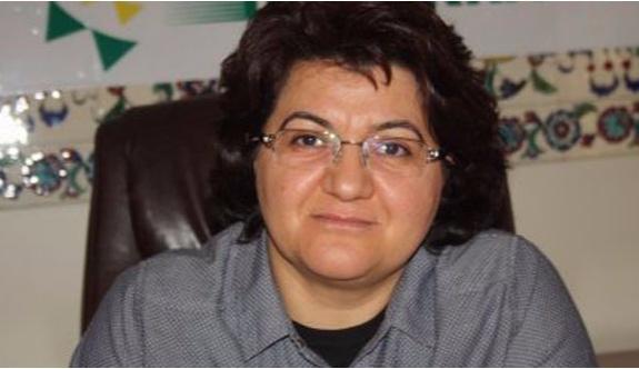 Emine Ayna gözaltına alındı!